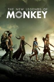 The New Legends of Monkey: Sezona 2 online sa prevodom